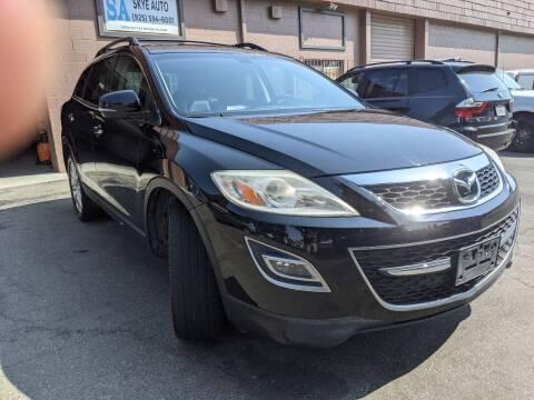 2010 Mazda CX-9 for sale at Skye Auto in Fremont CA