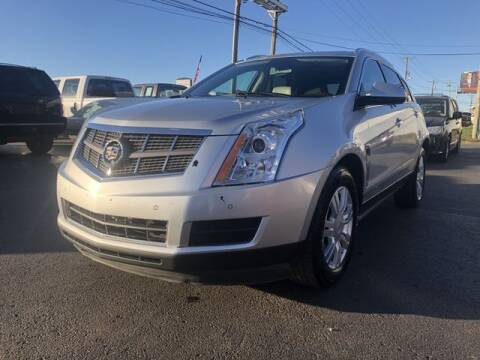 2011 Cadillac SRX for sale at Instant Auto Sales in Chillicothe OH