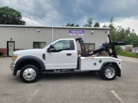 2017 Ford F-450 Super Duty for sale at GRS Auto Sales and GRS Recovery in Hampstead NH
