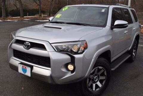 2018 Toyota 4Runner for sale at 495 Chrysler Jeep Dodge Ram in Lowell MA