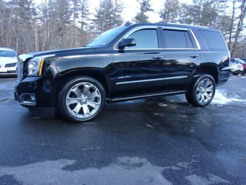 2015 GMC Yukon for sale at Mark's Discount Truck & Auto Sales in Londonderry NH
