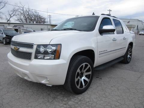 2012 Chevrolet Avalanche for sale at Grays Used Cars in Oklahoma City OK