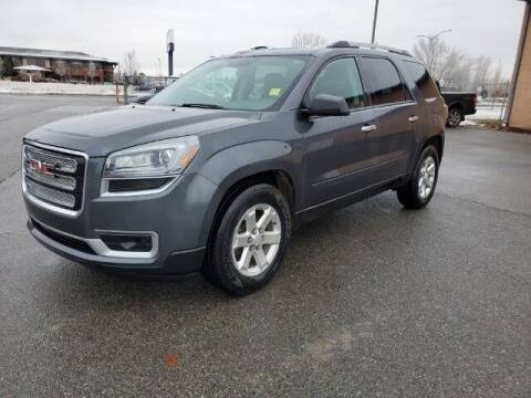 2014 GMC Acadia for sale at Group Wholesale, Inc in Post Falls ID
