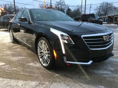 2018 Cadillac CT6 for sale at Auto Gallery LLC in Burlington WI