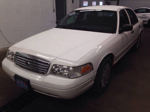 2008 Ford Crown Victoria for sale at MR Auto Sales Inc. in Eastlake OH