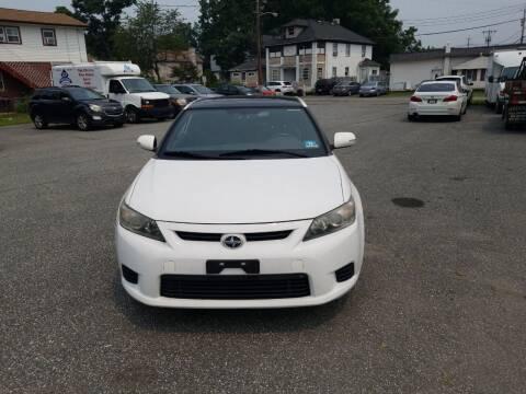 2011 Scion tC for sale at AutoConnect Motors in Kenvil NJ