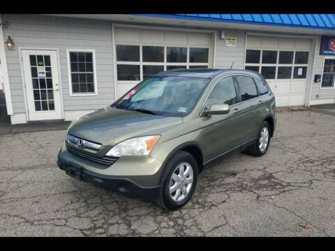 2008 Honda CR-V for sale at Colonial Motors in Mine Hill NJ