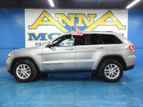 2017 Jeep Grand Cherokee for sale at ANNA MOTORS, INC. in Detroit MI