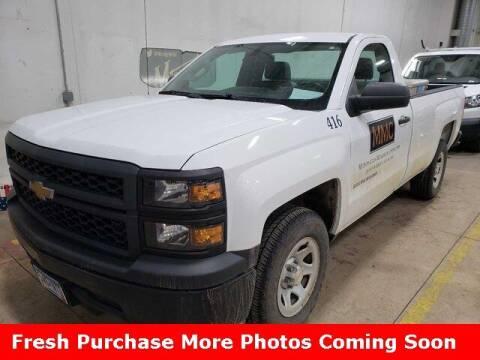 2014 Chevrolet Silverado 1500 for sale at Nyhus Family Sales in Perham MN