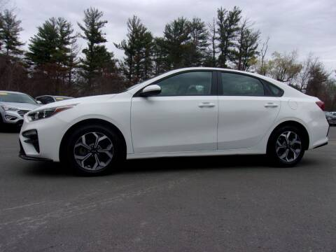 2020 Kia Forte for sale at Mark's Discount Truck & Auto Sales in Londonderry NH