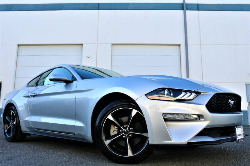 2018 Ford Mustang for sale at Chantilly Auto Sales in Chantilly VA