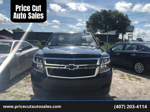 2015 Chevrolet Tahoe for sale at Price Cut Auto Sales in Orlando FL