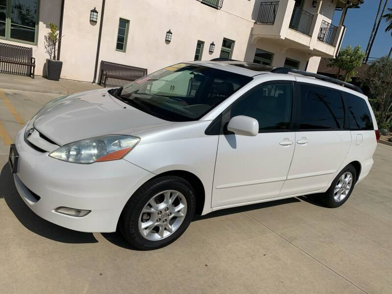 2006 Toyota Sienna for sale at Select Auto Wholesales in Glendora CA