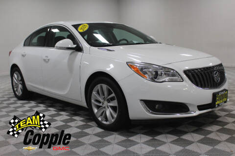 2016 Buick Regal for sale at Copple Chevrolet GMC Inc in Louisville NE