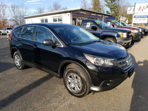 2013 Honda CR-V for sale at Highlands Auto Gallery in Braintree MA