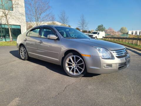 2009 Ford Fusion for sale at Lexton Cars in Sterling VA