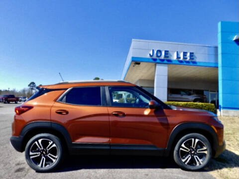 2021 Chevrolet TrailBlazer for sale at Joe Lee Chevrolet in Clinton AR