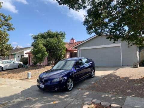 2005 Mazda MAZDA3 for sale at Blue Eagle Motors in Fremont CA