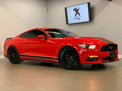 2016 Ford Mustang for sale at TX Auto Group in Houston TX