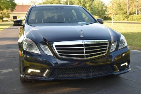 2010 Mercedes-Benz E-Class for sale at Monaco Motor Group in Orlando FL