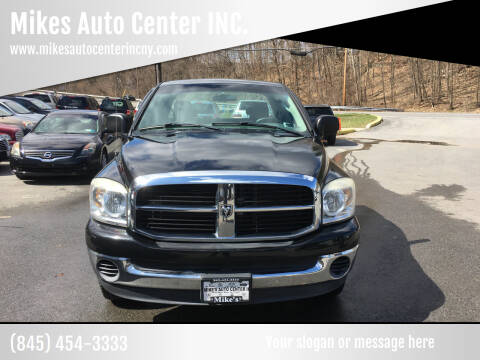 2007 Dodge Ram Pickup 1500 for sale at Mikes Auto Center INC. in Poughkeepsie NY