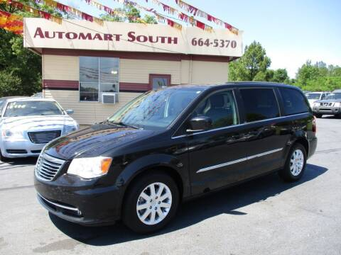 2014 Chrysler Town and Country for sale at Automart South in Alabaster AL
