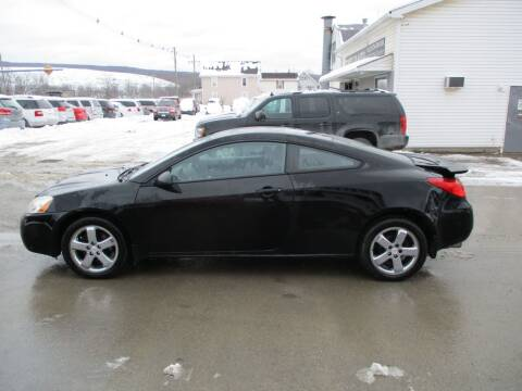 2007 Pontiac G6 for sale at ROUTE 119 AUTO SALES & SVC in Homer City PA