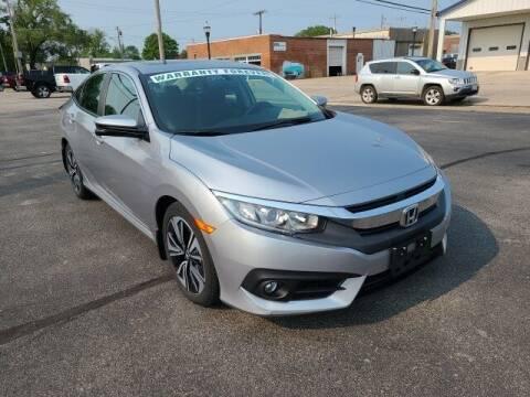 2017 Honda Civic for sale at LeMond's Chevrolet Chrysler in Fairfield IL