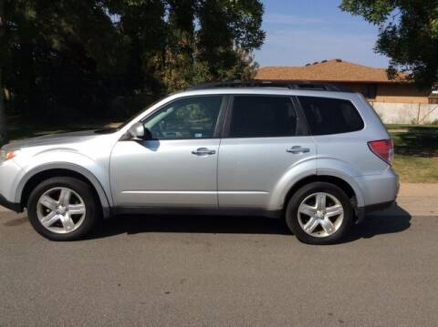 2009 Subaru Forester for sale at Auto Brokers in Sheridan CO