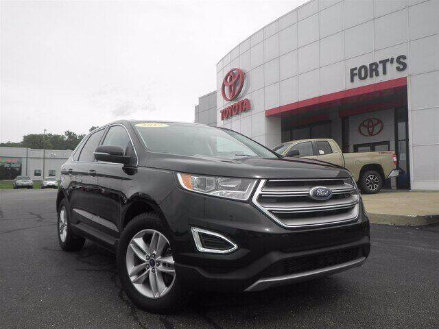 2017 Ford Edge for sale at Auto Smart of Pekin in Pekin IL