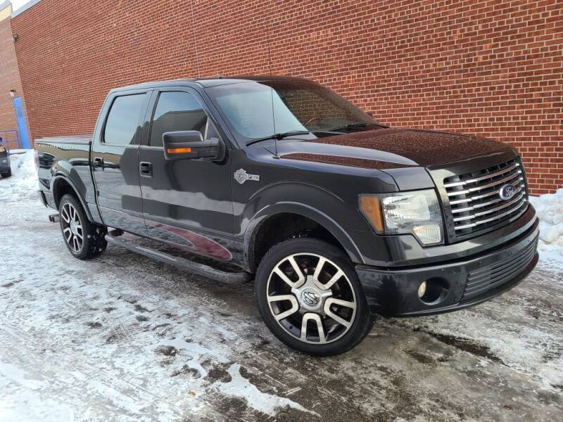 2010 Ford F-150 for sale at Minnesota Auto Sales in Golden Valley MN