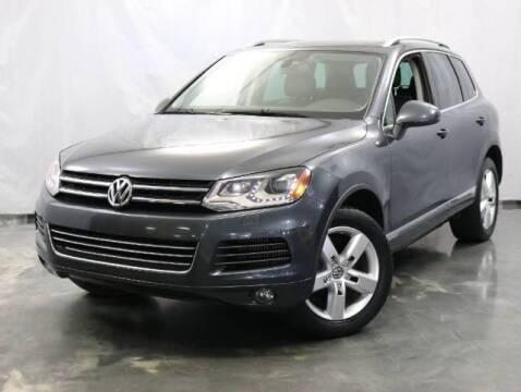 2012 Volkswagen Touareg for sale at United Auto Exchange in Addison IL