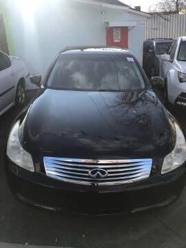 2008 Infiniti G35 for sale at Best Cars R Us LLC in Irvington NJ