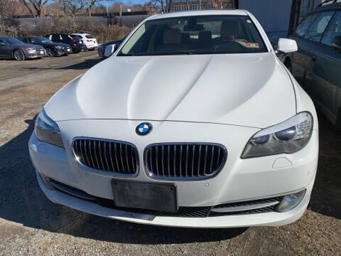 2011 BMW 5 Series for sale at JerseyMotorsInc.com in Teterboro NJ