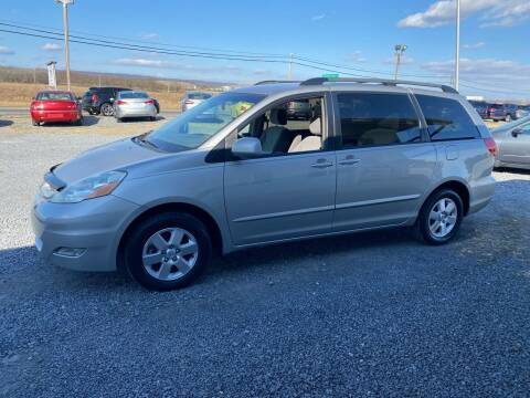 2006 Toyota Sienna for sale at Tri-Star Motors Inc in Martinsburg WV