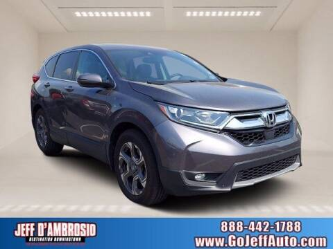 2018 Honda CR-V for sale at Jeff D'Ambrosio Auto Group in Downingtown PA