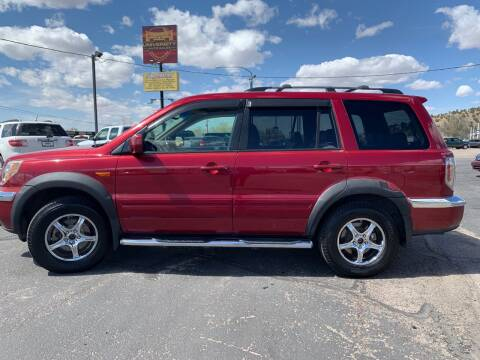 2006 Honda Pilot for sale at University Auto Sales in Cedar City UT