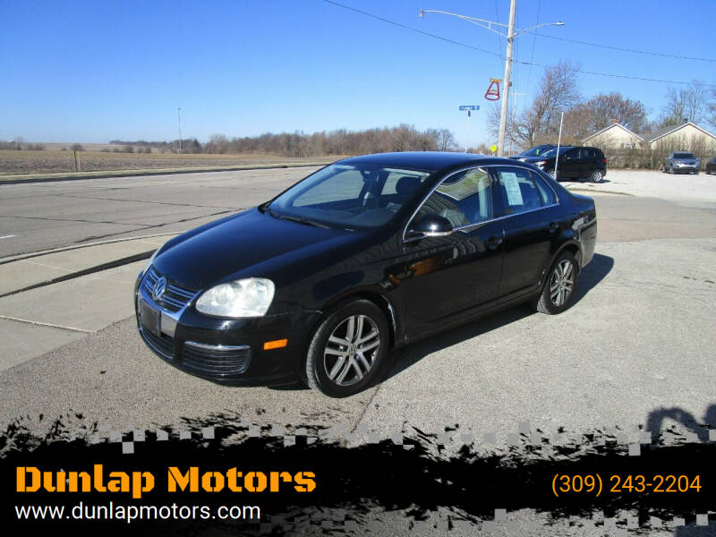 2006 Volkswagen Jetta for sale at Dunlap Motors in Dunlap IL