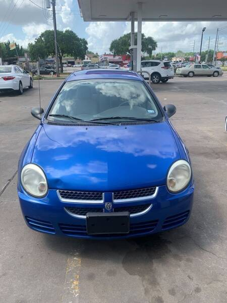 2005 Dodge Neon for sale at Eshaal Cars of Texas in Houston TX