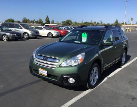 2014 Subaru Outback for sale at My Three Sons Auto Sales in Sacramento CA