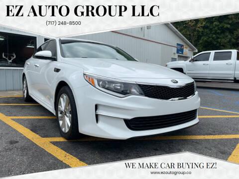 2018 Kia Optima for sale at EZ Auto Group LLC in Lewistown PA