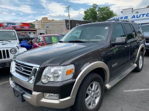 2007 Ford Explorer for sale at White River Auto Sales in New Rochelle NY