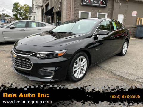 2016 Chevrolet Malibu for sale at Bos Auto Inc-Boston in Jamaica Plain MA
