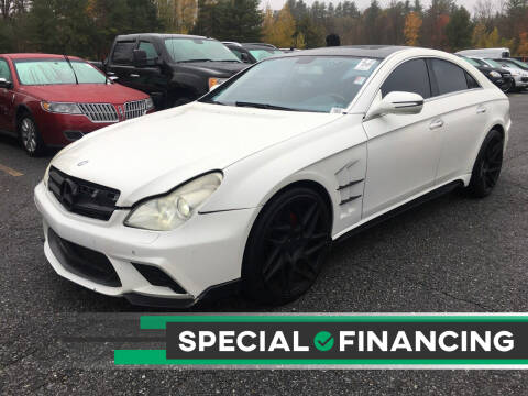 2009 Mercedes-Benz CLS for sale at Twin Motor Sport in Worcester MA