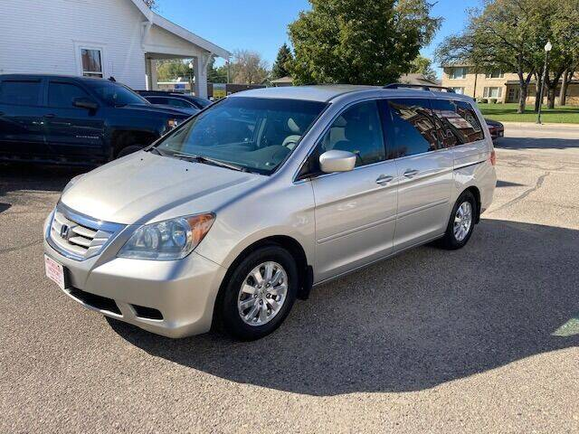 2008 Honda Odyssey for sale at Affordable Motors in Jamestown ND