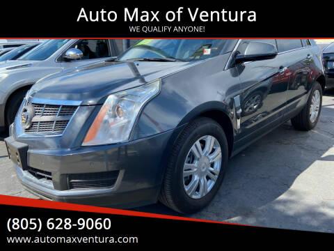 2010 Cadillac SRX for sale at Auto Max of Ventura - Automax 2 in Ventura CA