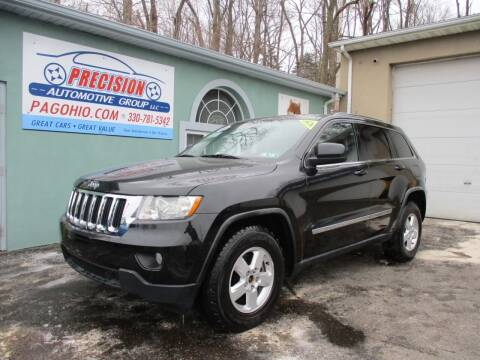 2012 Jeep Grand Cherokee for sale at Precision Automotive Group in Youngstown OH