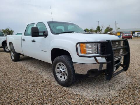 2014 GMC Sierra 2500HD for sale at BERKENKOTTER MOTORS in Brighton CO