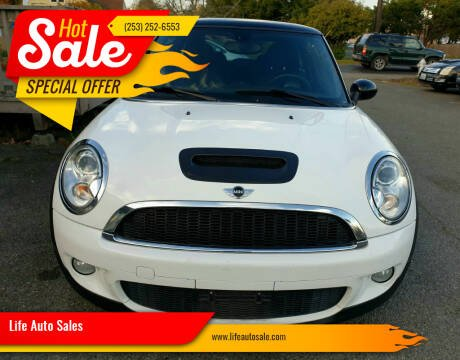 2008 MINI Cooper for sale at Life Auto Sales in Tacoma WA