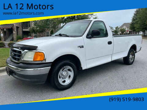 2004 Ford F-150 Heritage for sale at LA 12 Motors in Durham NC